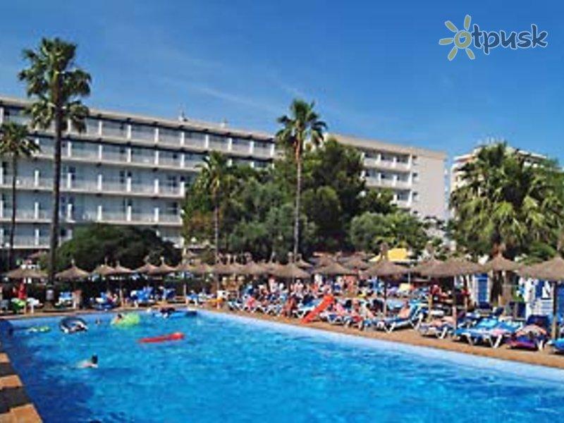 Отель Sol Balmoral 3* о. Майорка Испания