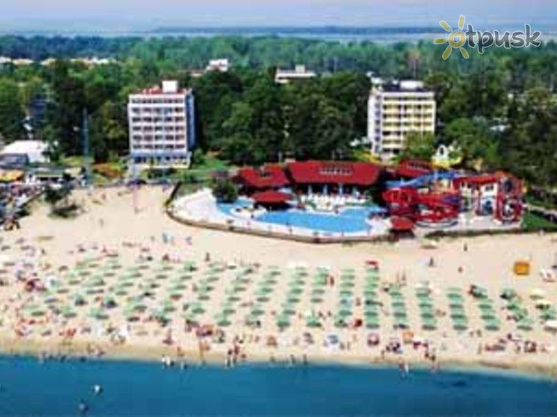 Отель Люлин 2* Солнечный берег Болгария