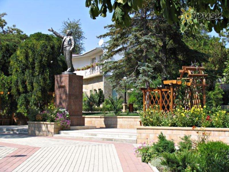 Отель Алые Паруса 4* Феодосия Крым