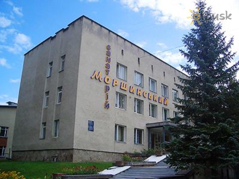 Отель Моршинский 1* Моршин Украина