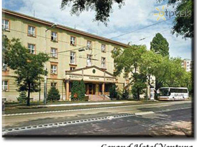 Отель Ventura 3* Будапешт Венгрия