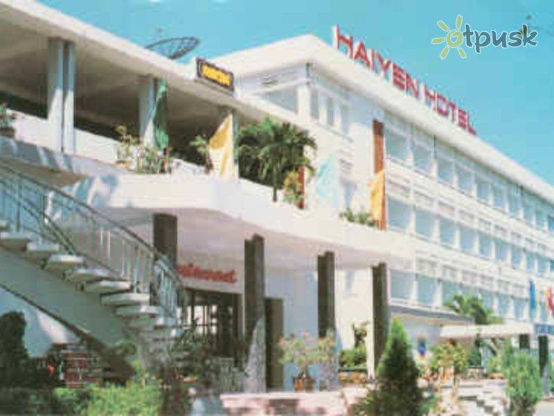 Отель Hai Yen 3* Нячанг Вьетнам