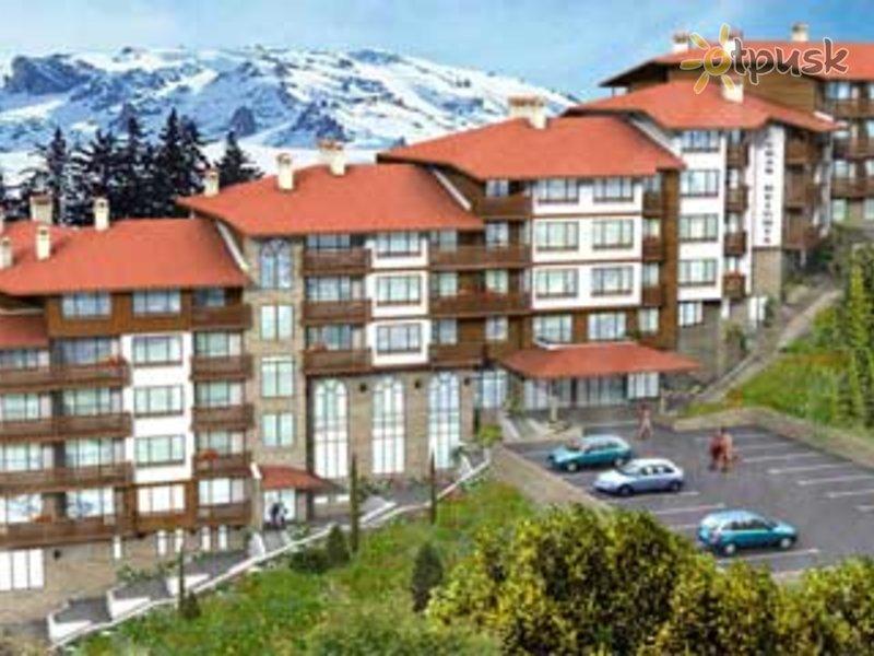 Отель Цедар Хайтс 4* Пампорово Болгария