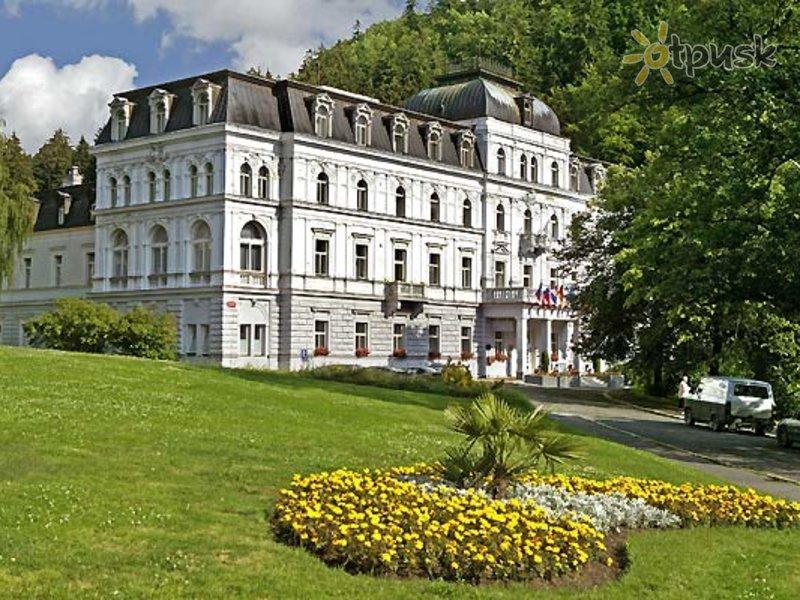 Отель Centralni Lazne Health Spa Ensana 4* Марианске-Лазне Чехия