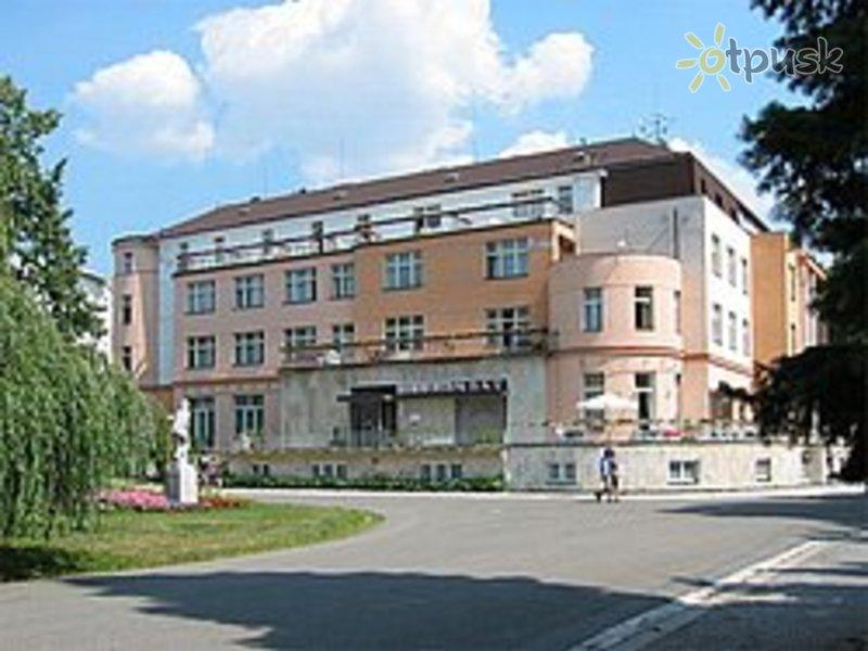 Отель Libensky 3* Подебрады Чехия