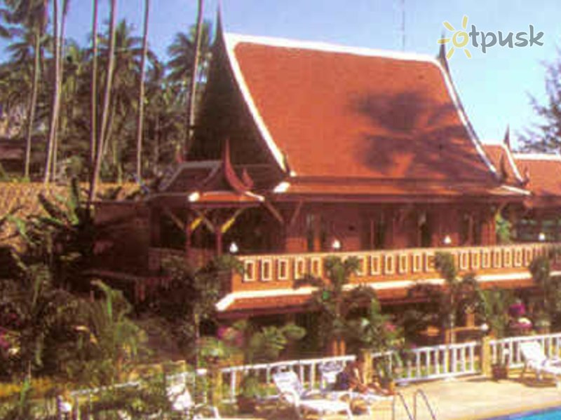 Отель Ao Nang Sea Front Thai 3* Краби Таиланд