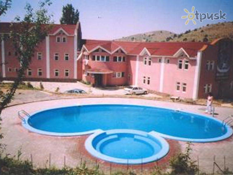 Отель Снежный Барс 3* Чимган Узбекистан