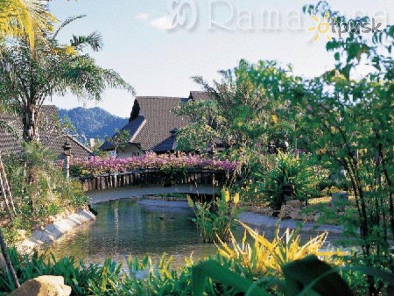 Отель Ramayana Koh Chang Resort & Spa 4* о. Чанг Таиланд