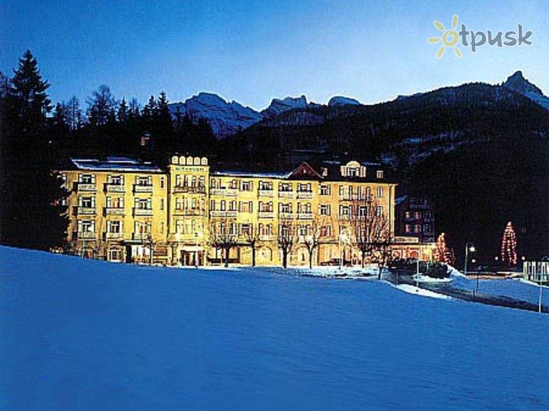 Отель Miramonti Majestic Grand Hotel 5* Кортина д'Ампеццо Италия