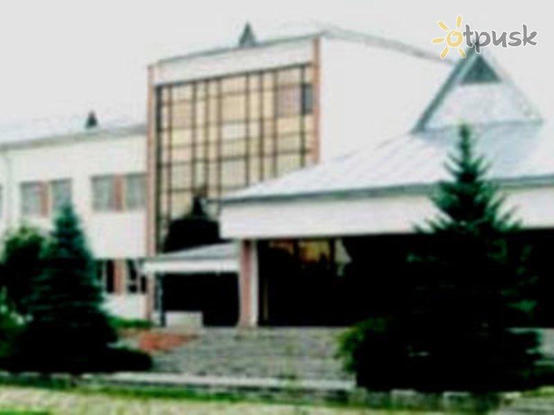 Отель Прикарпатська Ватра 3* Моршин Украина