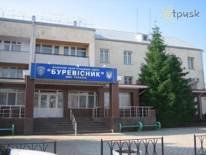 Отель Санаторий Буревестник 2* Евпатория Крым