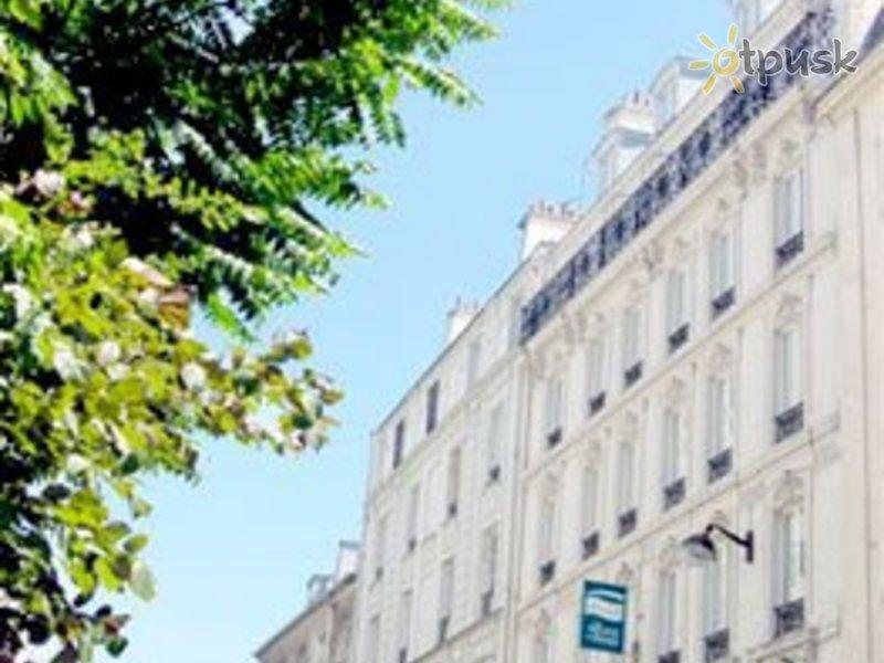 Отель Relais de Paris 2* Париж Франция
