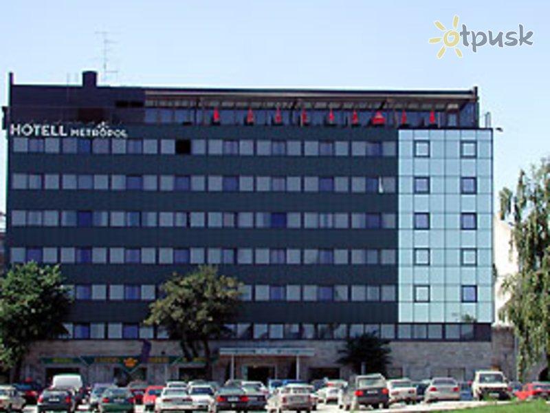 Отель Metropol 3* Таллин Эстония