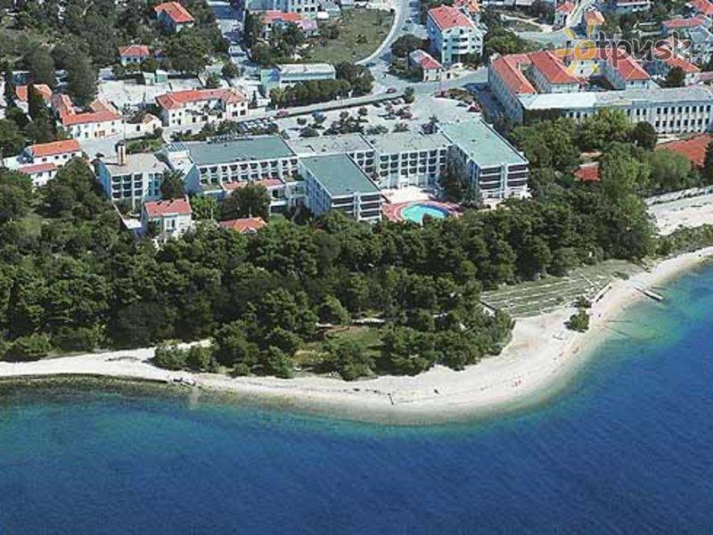 Отель Kolovare 4* Задар Хорватия