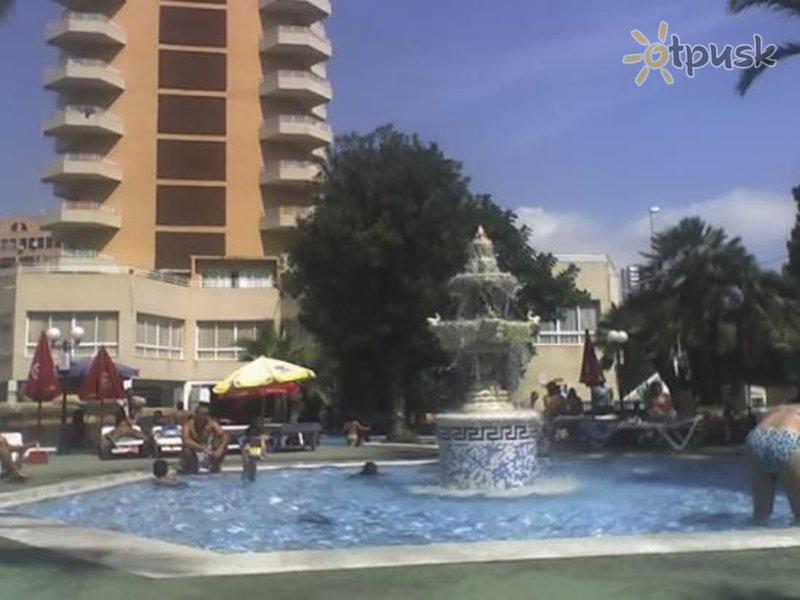 Отель Alone 3* о. Майорка Испания