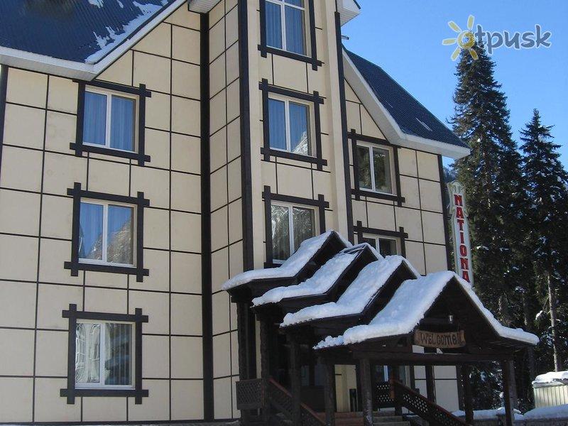 Отель National 3* Домбай Россия