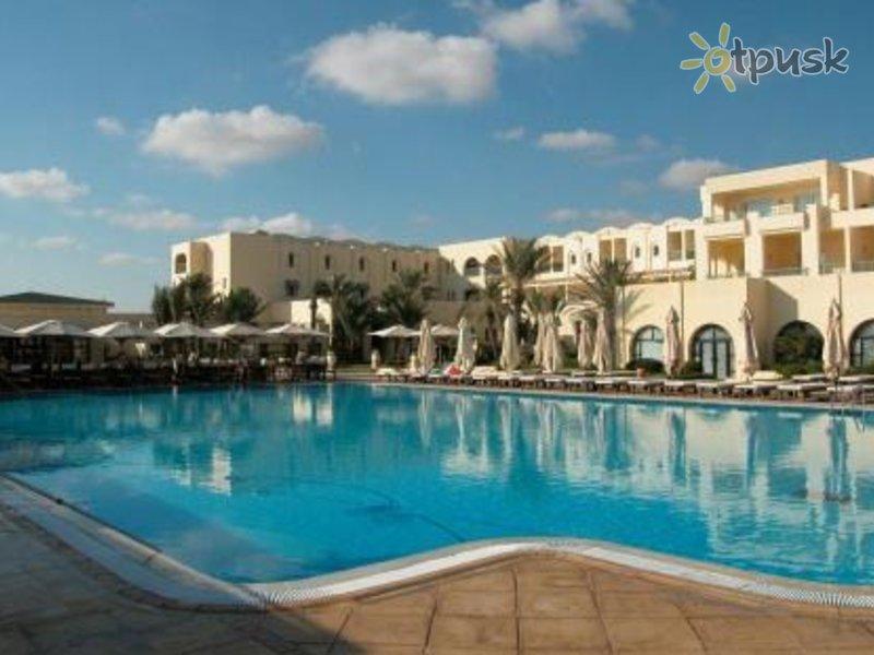 Отель Radisson Blu Ulysse Resort & Thalasso 5* о. Джерба Тунис