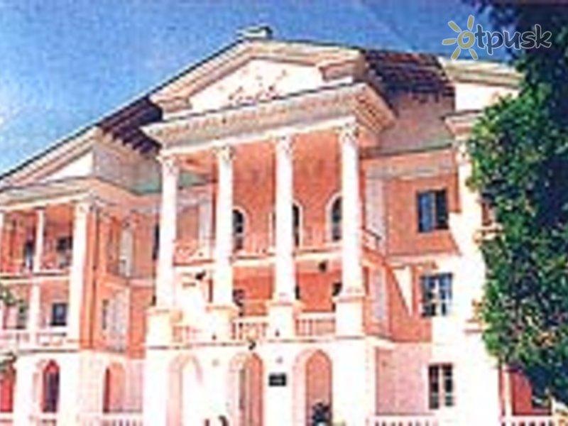 Отель Детский санаторий Таврида 1* Евпатория Крым