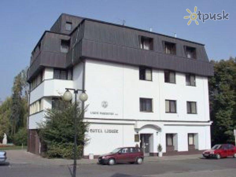 Отель Libuse 3* Подебрады Чехия