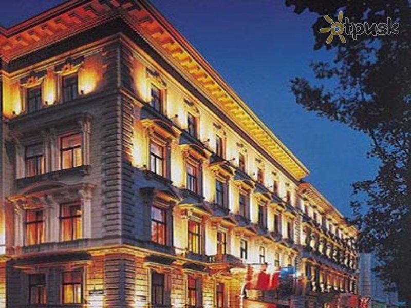 Отель Radisson SAS Palais 5* Вена Австрия