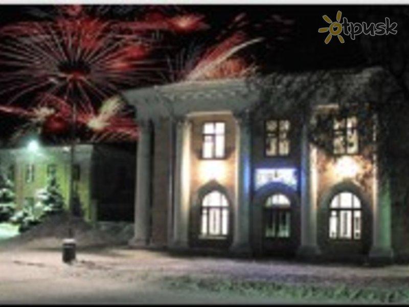 Отель Пектораль 2* Переяслав-Хмельницкий Украина