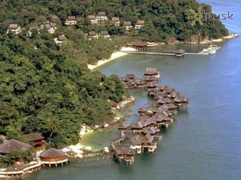 Отель Pangkor Laut Resort & Spa 5* о. Пангкор Малайзия