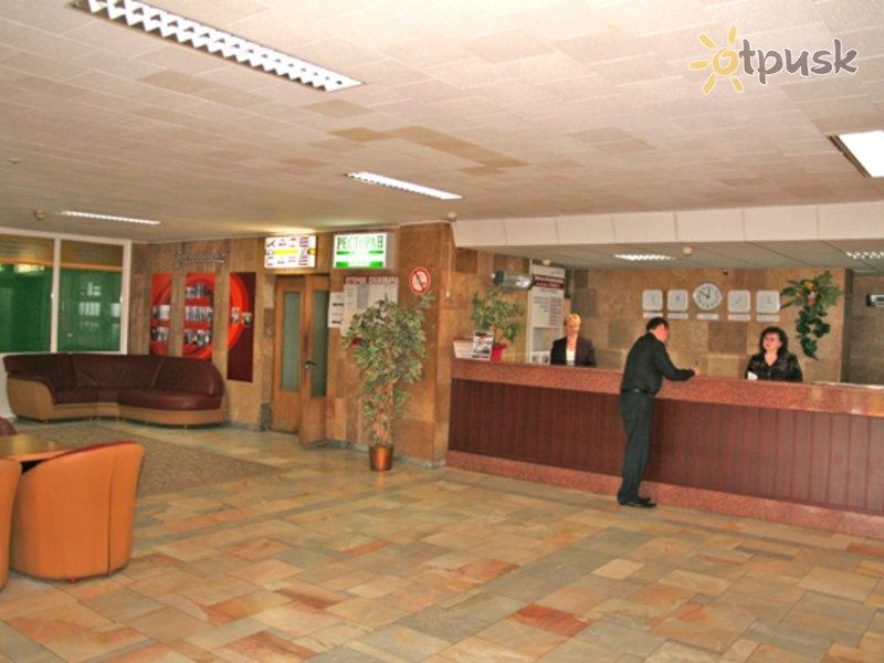 Отель Турист 3* Ровно Украина