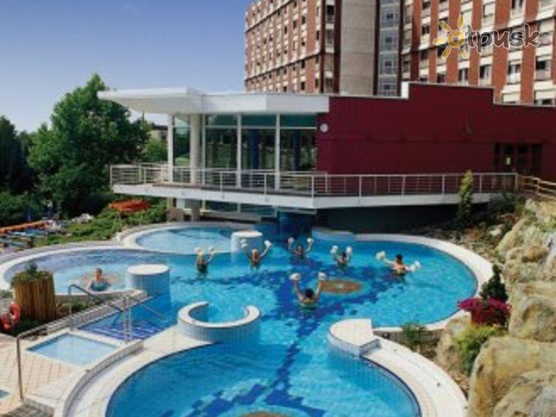 Отель Ensana Thermal Aqua Health Spa Hotel 4* Хевиз Венгрия