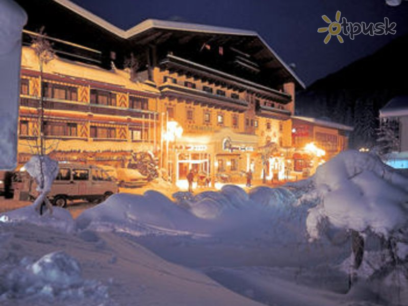 Отель Aamadall 3* Заальбах Австрия