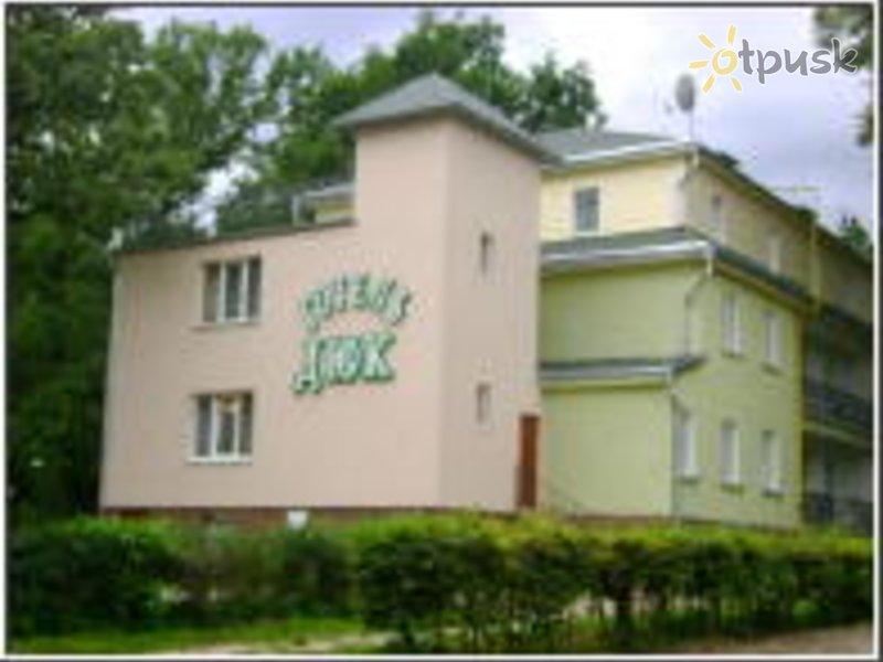 Отель Дюк 2* Моршин Украина