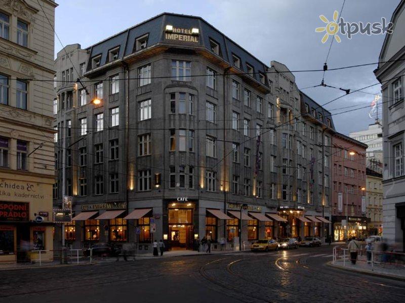 Отель Art Deco Imperial Hotel 5* Прага Чехия