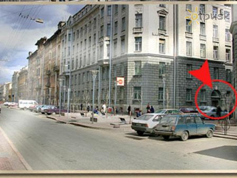 Отель Park Lane Inn 2* Санкт-Петербург Россия