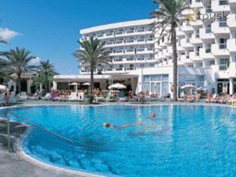 Отель Club Cala Millor 3* о. Майорка Испания