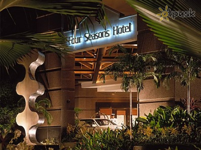 Отель Four Seasons 4* Сингапур Сингапур