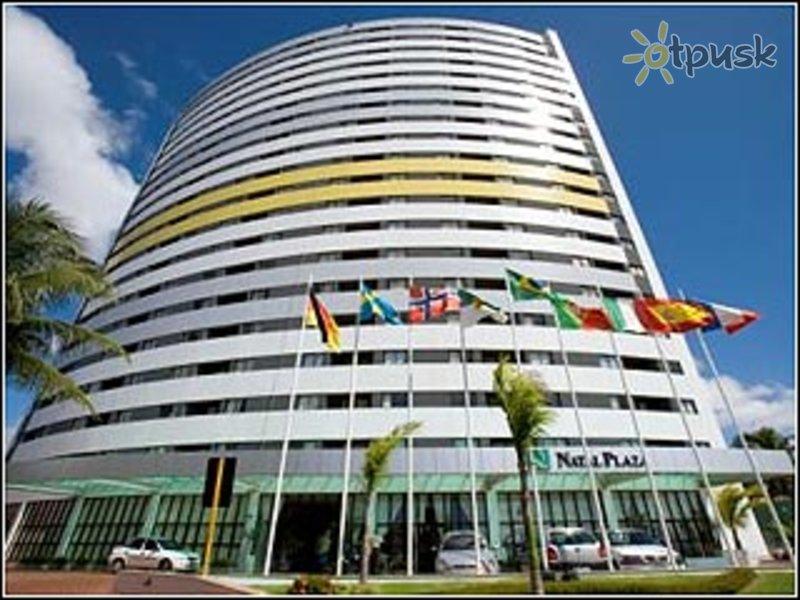 Отель Quality Suites Natal 4* Натал Бразилия