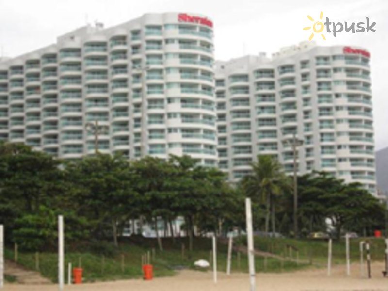 Отель Sheraton Barra 5* Рио-де-Жанейро Бразилия