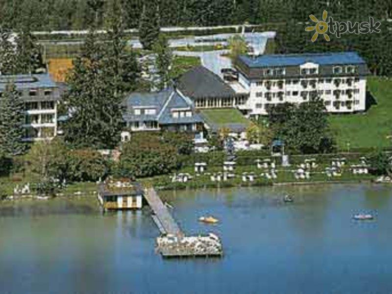 Отель Amerika Holzer Am See 4* Каринтия Австрия