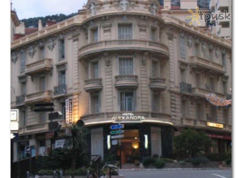 Отель Alexandra 3* Монте-Карло Монако