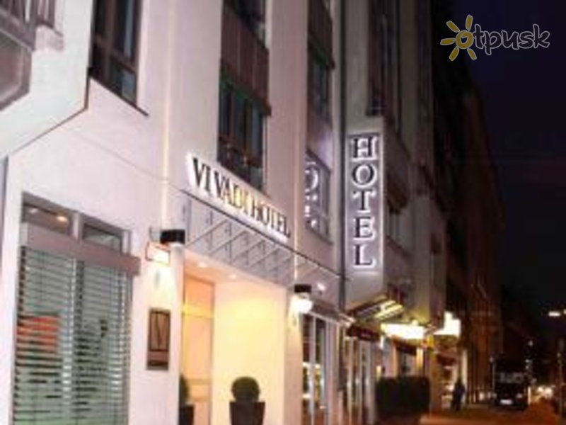 Отель Vi Vadi Hotel 3* Мюнхен Германия