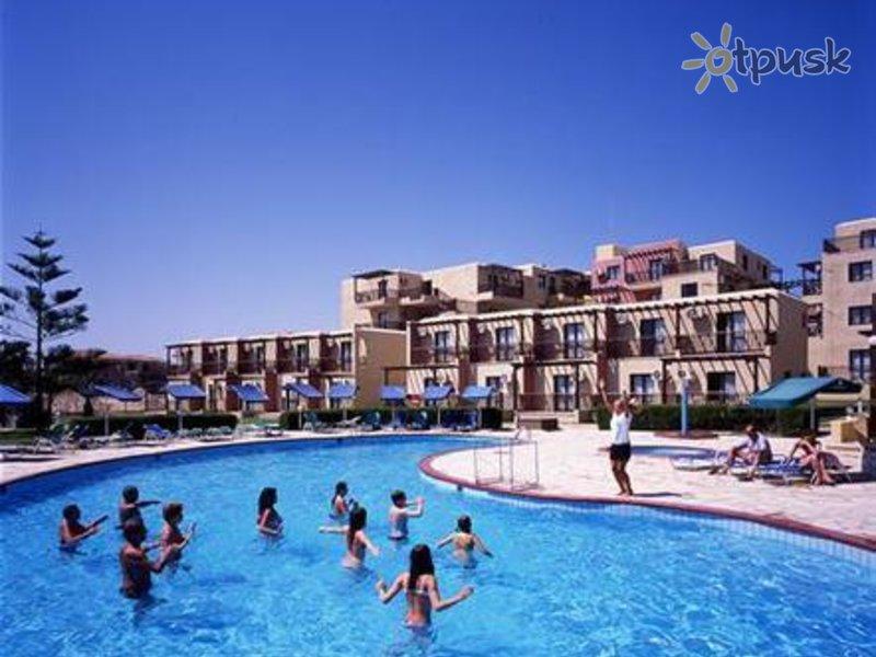 Отель Aquasol De Costa Hotel Apartments 4* Протарас Кипр