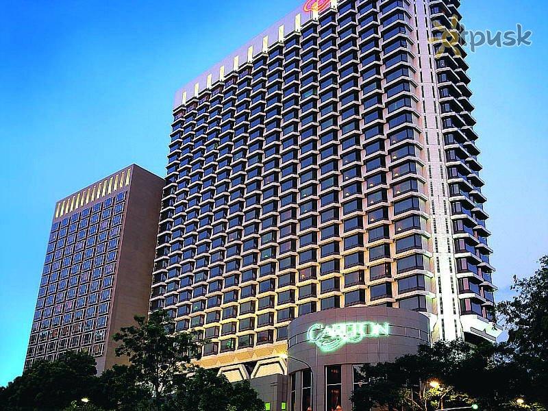 Отель Carlton 4* Сингапур Сингапур