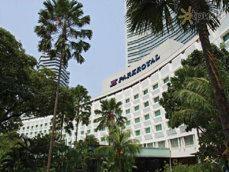 Отель Parkroyal on Beach Road 4* Сингапур Сингапур