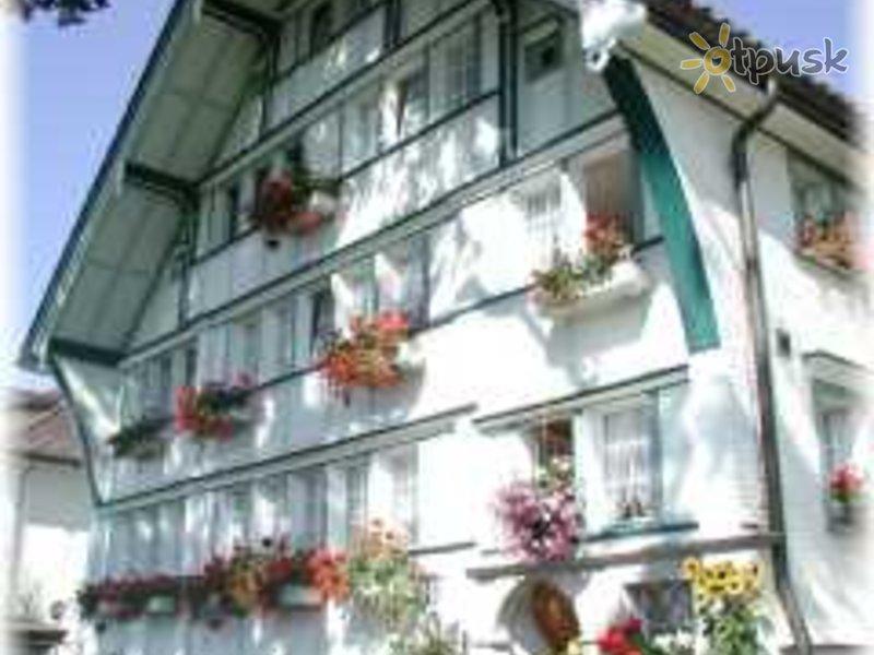 Отель Pension Alpenheim Jurgele 3* Зельден Австрия