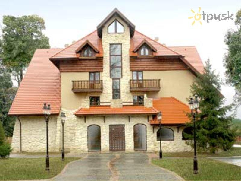 Отель Древний Град 3* Львов Украина