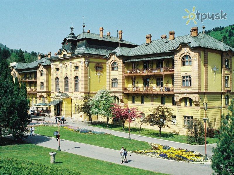 Отель Astoria 3* Бардеев Словакия