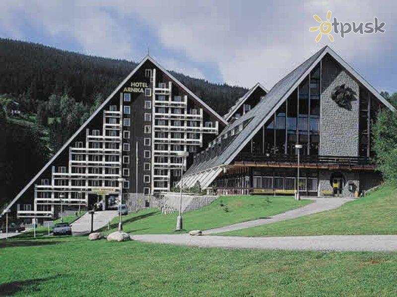 Отель Arnika 3* Ишгль Австрия
