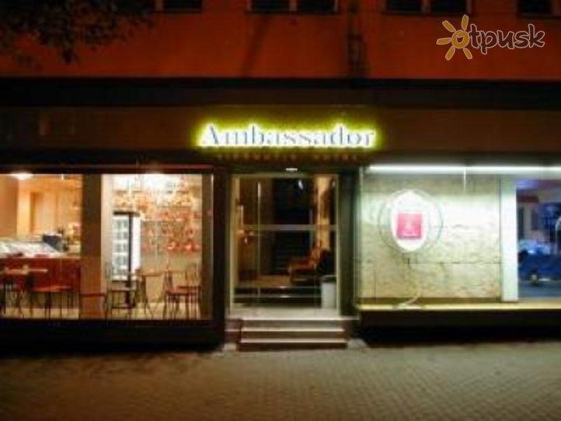 Отель Ambassador 2* Вильнюс Литва