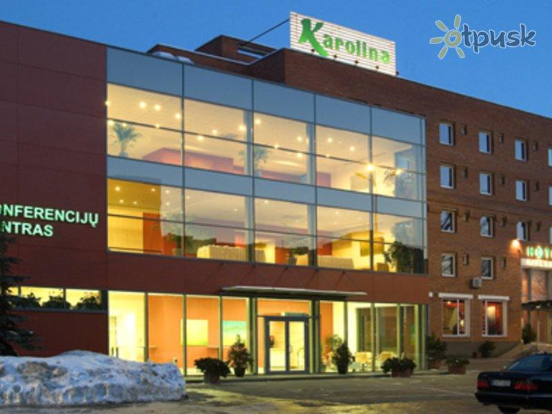 Отель Karolina 3* Вильнюс Литва