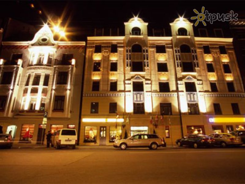 Отель Hestia Hotel Jugend 4* Рига Латвия