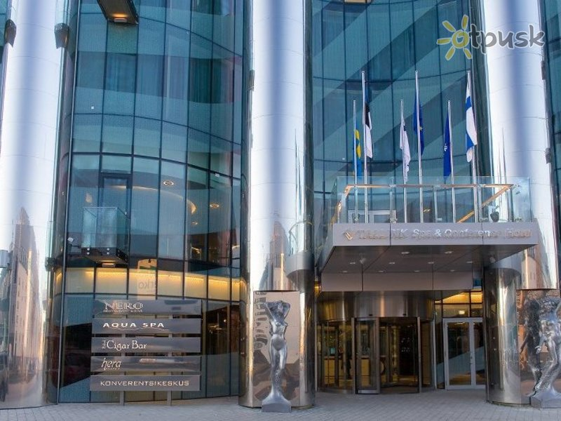 Отель Tallink Spa & Conference Hotel 4* Таллин Эстония